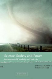 Science, Society and Power