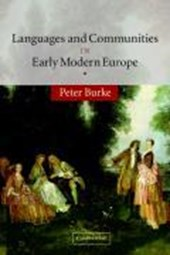 Languages and Communities in Early Modern Europe | Peter Burke |