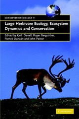 Large Herbivore Ecology, Ecosystem Dynamics and Conservation | Kjell Danell |