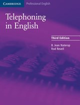 Telephoning in English Pupil's Book | B Jean Naterop |
