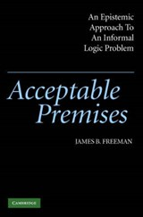 Acceptable Premises | James Freeman |