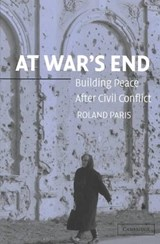 At War's End | Roland Paris |