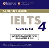 Cambridge IELTS Audio CD Set