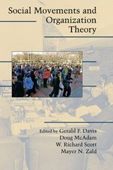 Social Movements and Organization Theory | auteur onbekend |