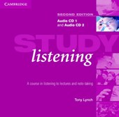 Study Listening Audio CD Set (2 CDs)