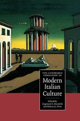 Cambridge Companion to Modern Italian Culture | Zygmunt G. Baranski |