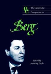 Cambridge Companion to Berg
