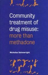 Community Treatment of Drug Misuse