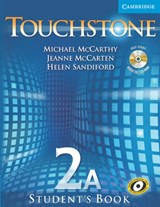 Touchstone Level 2a Student's Book a with Audio CD/CD-ROM [With Audio CD/CDROM] | Michael J. McCarthy |