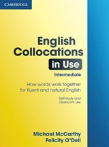 English Collocations in Use | Michael McCarthy |