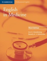 English in Medicine | Eric H. Glendinning |