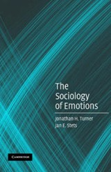 Sociology of Emotions | Jonathan H Turner |