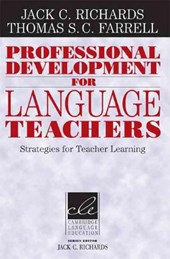 Professional Development For Language Teachers | Richards, Jack C. ; Farrell, Thomas S. C. |