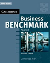 Business Benchmark Advanced Student's Book BEC Edition | Guy Brook-Hart |