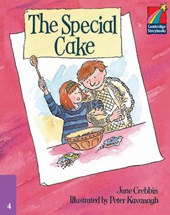 The Special Cake Level 4 Pre-Intermediate