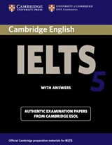 Cambridge Ielts 5 Student's Book with Answers | Cambridge Esol |