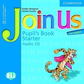 Join Us for English Pupil's Book Starter