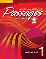 Passages Student's Book 1 with Audio CD/CD-ROM | Jack C. Richards |