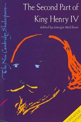 The Second Part of King Henry IV | William Shakespeare |