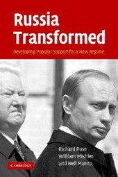 Russia Transformed | Richard Rose |