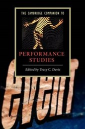Cambridge Companion to Performance Studies