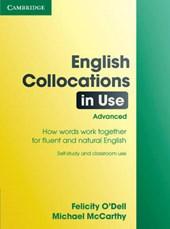 English Collocations in Use, Advanced