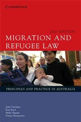 Migration and Refugee Law | John Vrachnas |