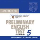 Cambridge Preliminary English Test