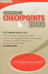 Cambridge Checkpoints | Yvet-Renee Lane |