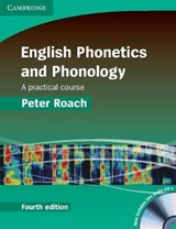 English Phonetics and Phonology Paperback with Audio CDs (2) | Peter Roach |