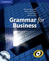 Grammar for Business with Audio CD | Michael McCarthy |
