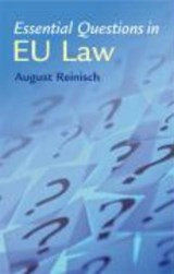 Essential Questions in Eu Law | August Reinisch |