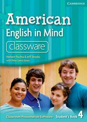 American English in Mind Level 4 Classware | Herbert Puchta |