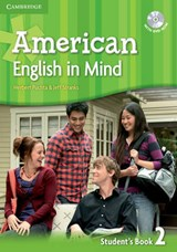 American English in Mind Level 2 Student's Book with DVD-ROM | Herbert Puchta |