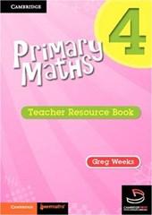 Primary Maths Teacher's Resource Book