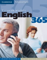 English365 1 Student's Book | Bob Dignen |