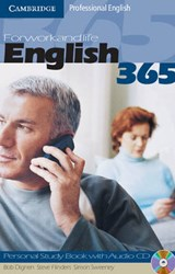 English365 1 Personal Study Book with Audio CD | Bob Dignen & Steve Flinders & Simon Sweeney |