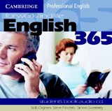English365 1 Audio CD Set (2 CDs) | Bob Dignen |