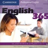 English365 2 Audio CD Set (2 CDs)