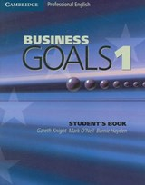 Business Goals 1 Student's Book | Gareth Knight |