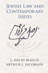 Jewish Law and Contemporary Issues