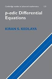 p-adic Differential Equations