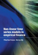 Non-Linear Time Series Models in Empirical Finance | Philip Hans Franses |