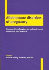 Alloimmune Disorders of Pregnancy |  |