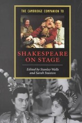 Cambridge Companion to Shakespeare on Stage