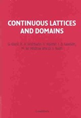 Continuous Lattices and Domains | G. Gierz |