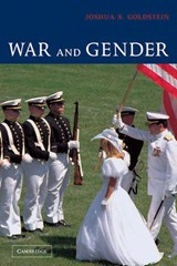 War and Gender | Joshua S. Goldstein |