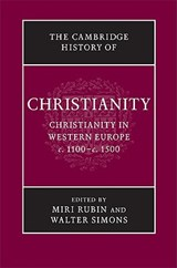 The Cambridge History of Christianity, Volume | auteur onbekend |