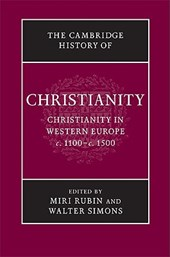 The Cambridge History of Christianity, Volume |  |