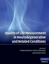 Quality of Life Measurement in Neurodegenerative and Related Conditions | Crispin Jenkinson |